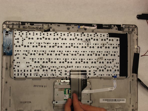 Acer Aspire S3 MS2346 Keyboard Replacement