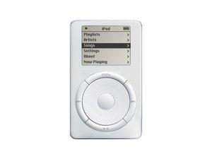 iPod 2nd Generation Repair
