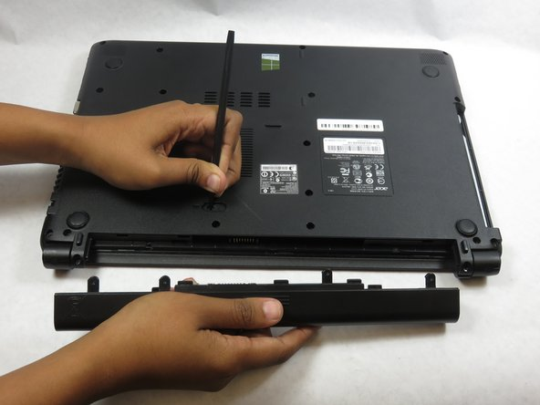 Acer Aspire E1-470P-6659 Battery Replacement