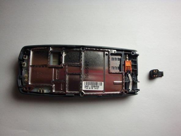 Remplacement de la batterie de l'horloge interne du Nokia 2128i