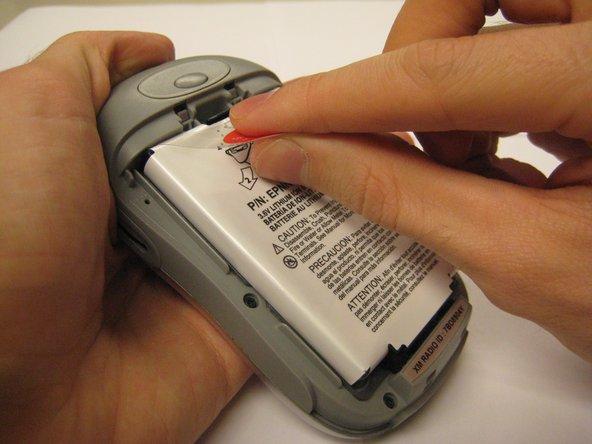 Removing Delphi MyFi XM2GO Battery