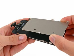 Piastra schermatura LCD