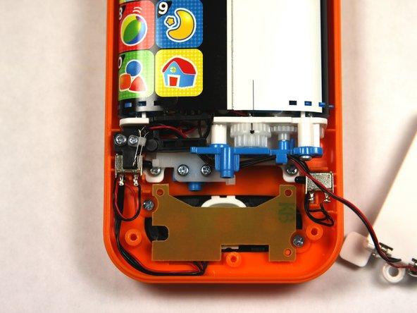 Repairing VTech Touch and Swipe Baby Phone Screen Alignment