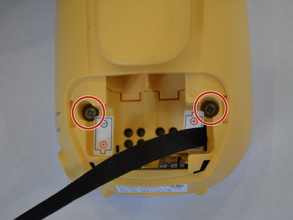VTech Safe and Sound DM111-2 Plastic Clip Replacement
