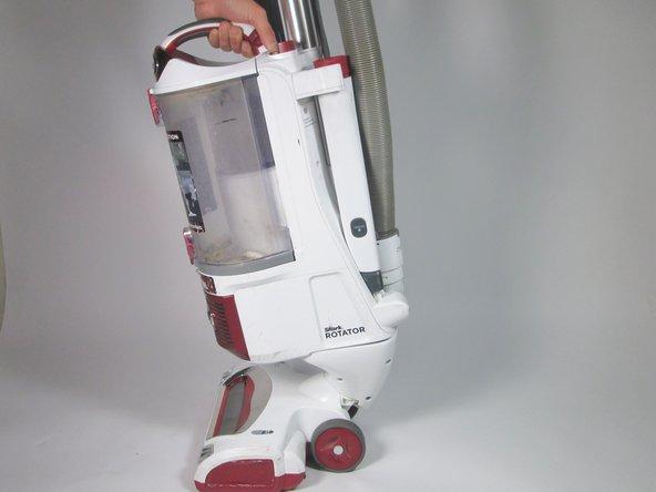 Austausch der Shark Rotator NV502 Walzenbürste