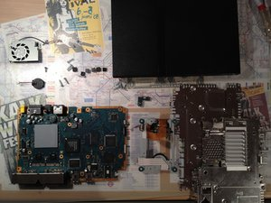 PlayStation 2 Slimline Teardown/Disassembly