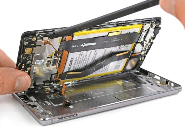 Huawei P9 Plus Arka Kasa Değişimi