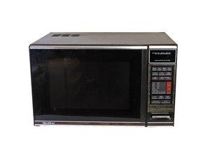 Quasar Microwave Oven MQ7774XW Repair