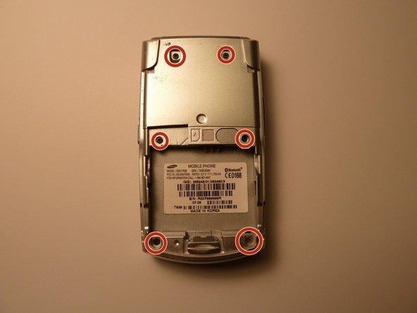 Samsung SGH-T639 Volumn Button Replacement