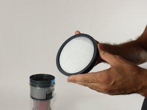 Rinsable Filter