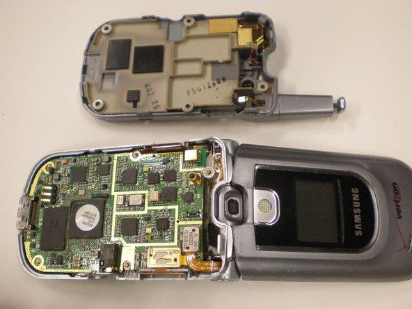 Samsung SCH-A890 Logic Board Replacement
