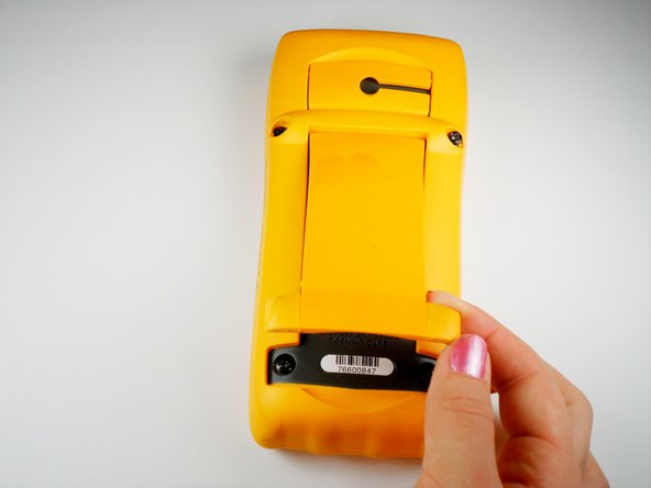 Fluke 77 Series III Front Panel Replacement