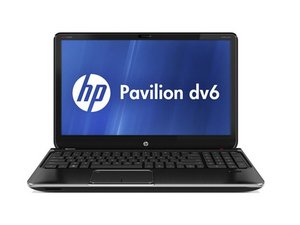 HP Pavilion DV6-7000 Repair