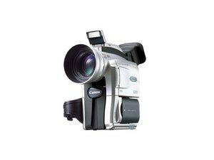 Canon Optura 100MC Repair