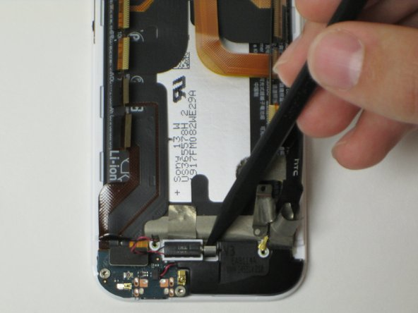 HTC One Mini 2 Rumble Motor Replacement