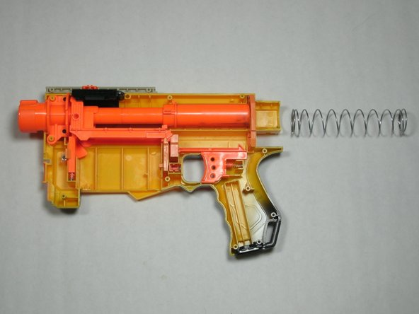 Nerf Recon CS-6 Main Spring Replacement