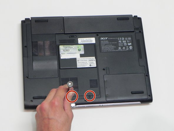 Acer Aspire 3000 Wireless Card Replacement