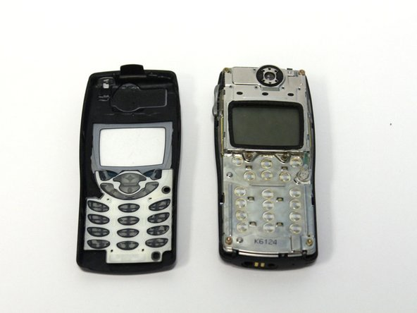 Nokia 8290 Front Cover Replacement