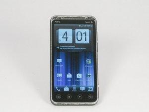 HTC Evo 3D Troubleshooting