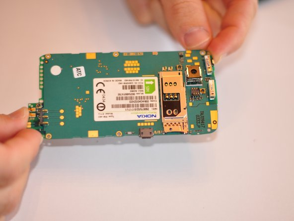 Nokia E71x Motherboard Replacement