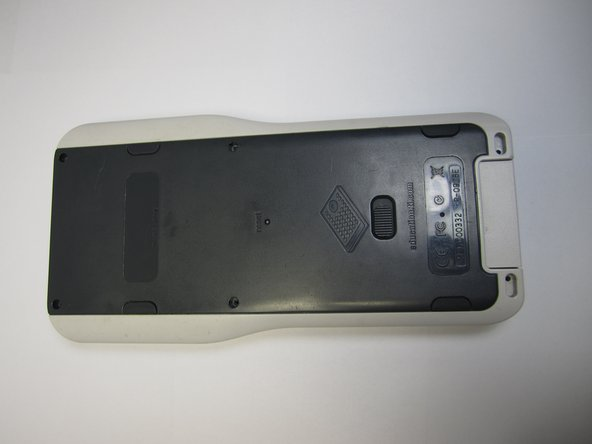 How to Remove the Back Plate of a TI-NSpire