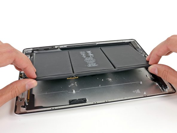 iPad 3 Wi-Fi Battery Replacement