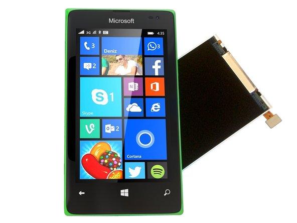 Microsoft Lumia 435 LCD Display Replacement