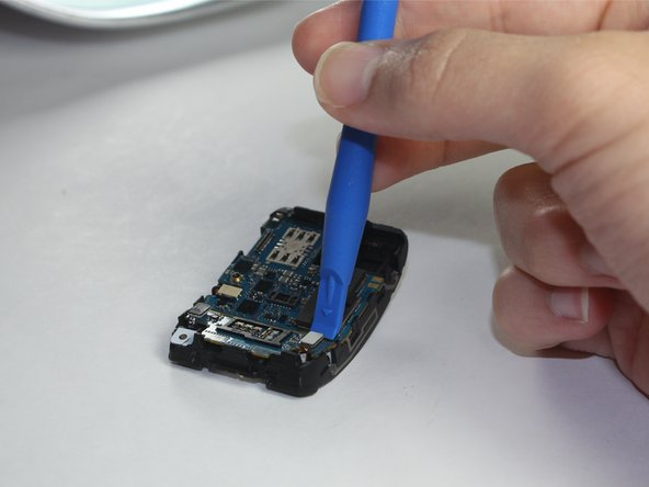 Samsung Gear S Home Button Assembly Replacement