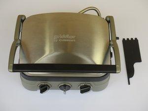 Cuisinart Griddler GR-4N Repair