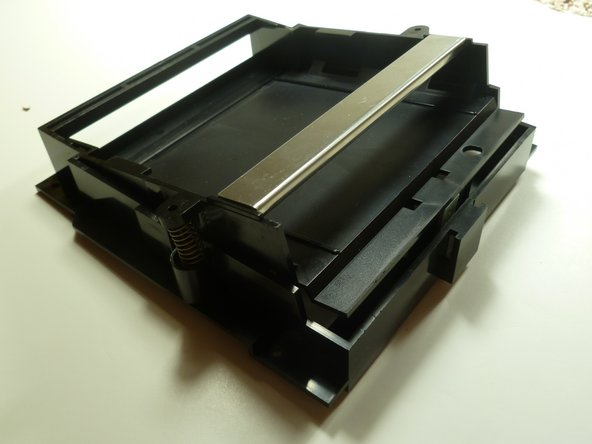 Nintendo Entertainment System Game Cartridge Tray Replacement