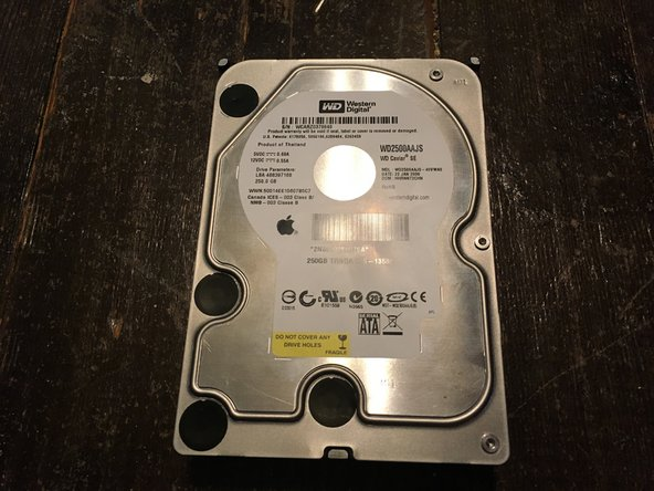 Dell Optiplex GX620 Hard Drive