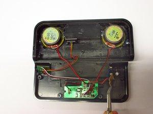 DC IN 6V Adapter