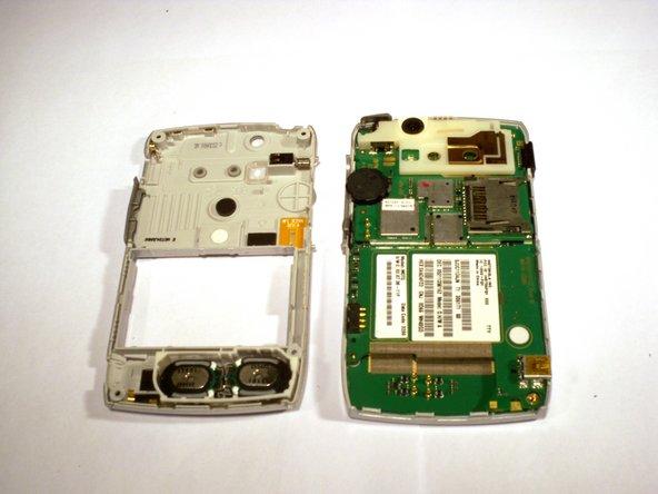 Motorola Moto Q Camera Replacement