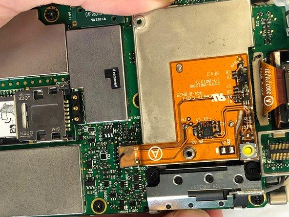 Motorola MC5590 LCD Screen Replacement