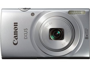 Canon-PowerShot ELPH 180 Digital Camera Repair
