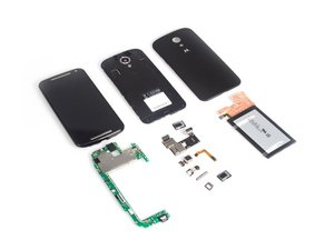Motorola Moto G 2nd Generation Teardown