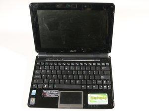 Asus Eee PC 1000HE Repair