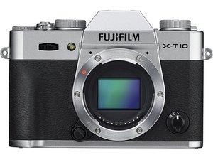 Fujifilm X-T10 Repair