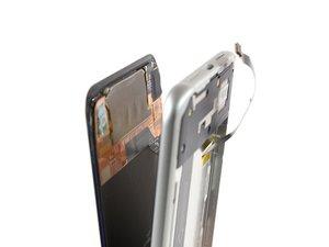 Xiaomi Mi 8 Vervanging van het AMOLED-scherm en de digitizer