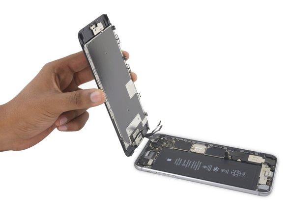 iPhone 6s Plus 前面板组维修