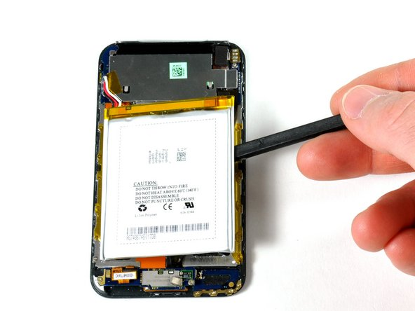 iPod Touch 1st Generation Logic Board Replacement