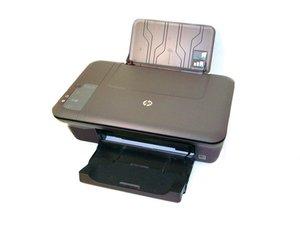 HP Deskjet 1055 수리