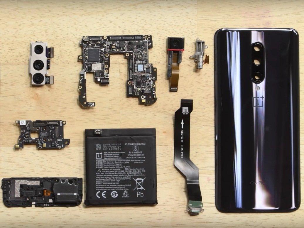 OnePlus 7 Pro Teardown