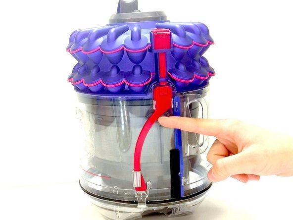 Dyson Cinetic Animal Canister Opening Mechanism Replacement