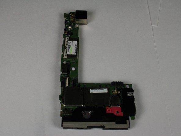 It is to safe remove the motherboard from the phone.