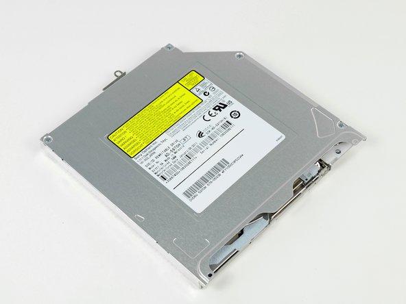 MacBook Pro (15 Zoll, Mitte 2012, Unibody) optisches Laufwerk austauschen