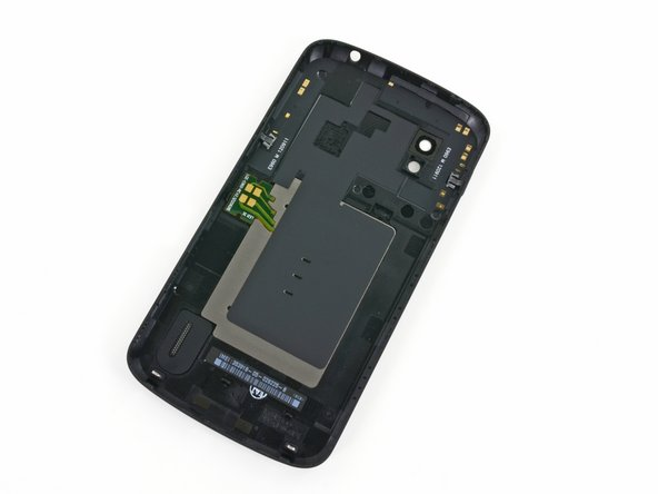 The rear cover of most phones is a ho-hum piece of plastic that serves no real purpose other than covering the battery. That is not the case here.