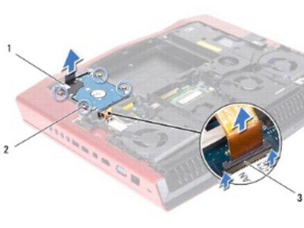 Dell Alienware M18x Hard Drive Replacement