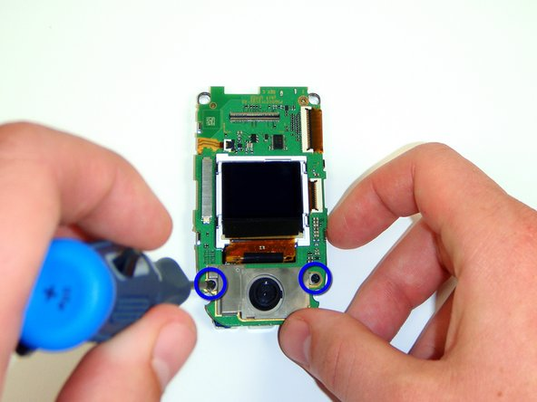 Toshiba A1304T Camera Replacement