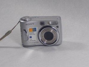Sony Cyber-Shot DSC-S90 Repair